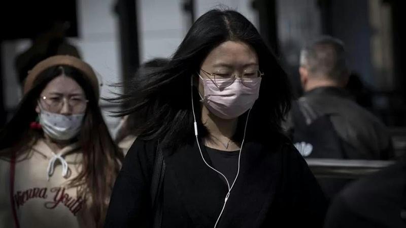 戴口罩预防冠状病毒