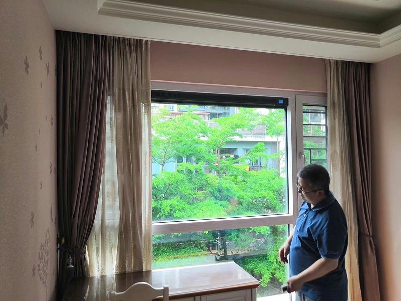 2584-廊坊新奥上善颐园含芳苑内景2