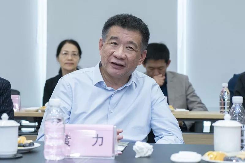 5974广东省医院协会会长黄力