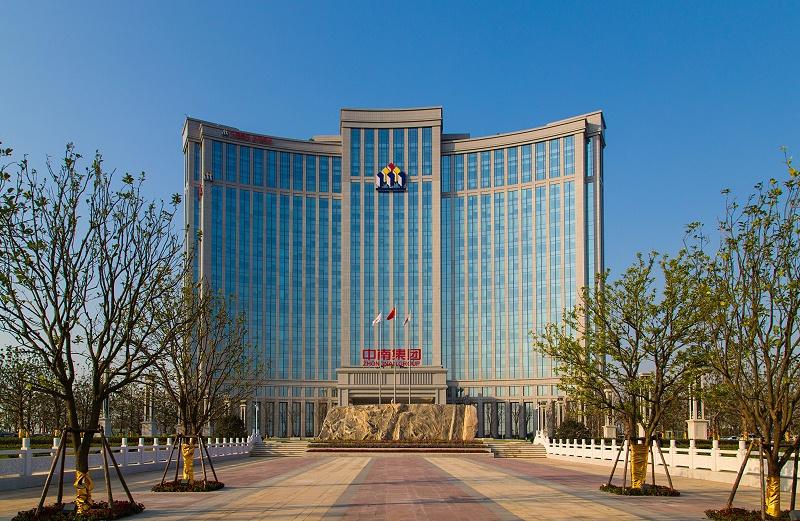 3961-南通中南总部大楼外景